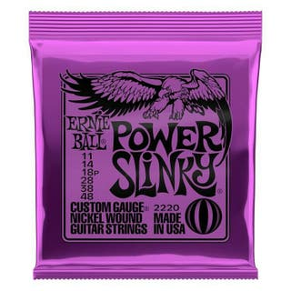 Pack de cuerdas Ernie Ball Power Slinky