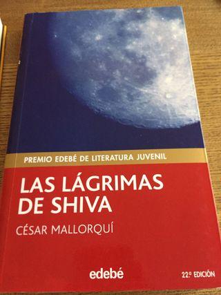 Las lágrimas de shiva Cesar Mallorquí