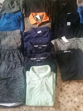 Super lote ropa hombre 2XL- 3XL