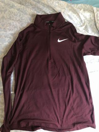 Camiseta Nike manga larga