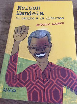 Nelson Mandela Antonio Lozano
