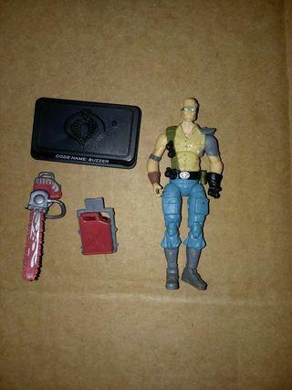G.I. Joe 25th Anniversary Dreadnok Buzzer