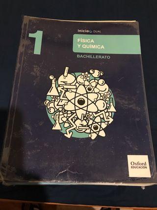 LIBROS DE TEXTO DE 1 BACHILLERATO