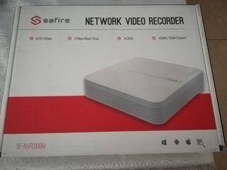 Grabador de video IP NVR 8 ch