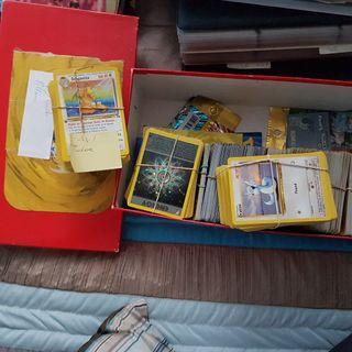 Trading cards jugables pokemon