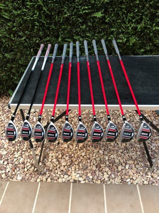 Set Golf Acer SDX especiales Senior.