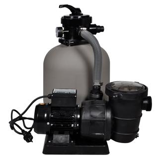 vidaXL Bomba filtro de arena 600 W 17000 l/h[90396