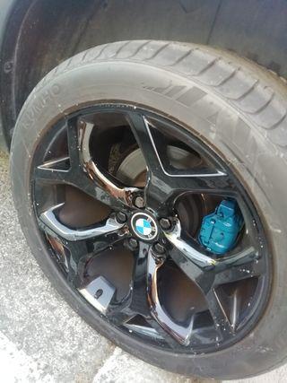 SOLO CAMBIO Llantas BMW 20 pulgadas