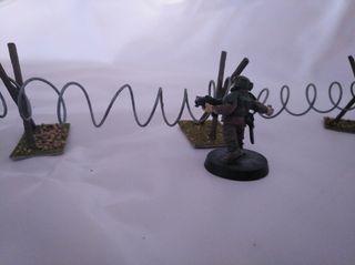 Escenografía Warhammer
