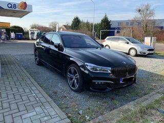 BMW Serie 7 2018