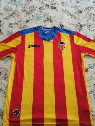 Camiseta del Valencia talla l original joma