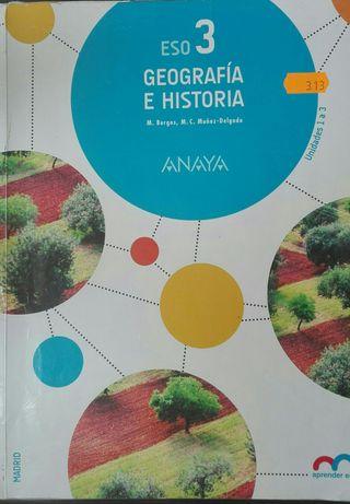Libro 3° ESO Geografia e Historia