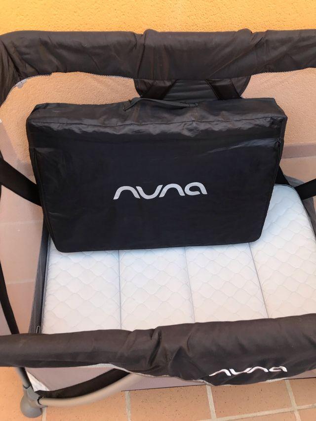Cuna parque de viaje Nuna