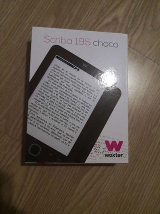 Lector de Ebook Woxter Scriba 195