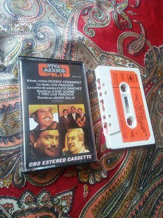 CASSETTE antiguo 1977