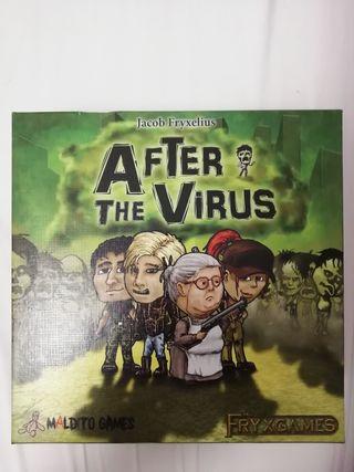 After the Virus (Juego de mesa)