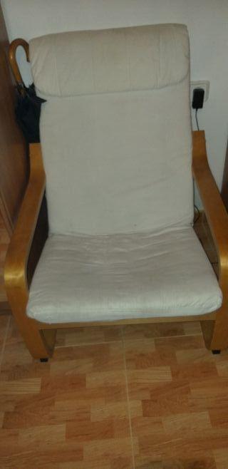 sillon muy cómodo se vende por no usar
