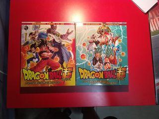 Dragon Ball super blu ray