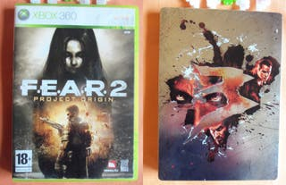 Pack Fear Xbox 360