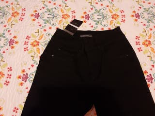 Pantalon vaquero negro salsa jeans