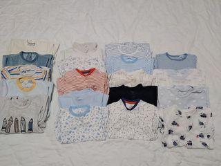 Pijamas invierno bebé