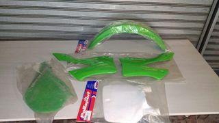 Plásticos Kawasaki kx