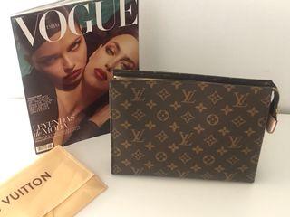 Bolso pochette 26 tipo LV, Louis Vuitton