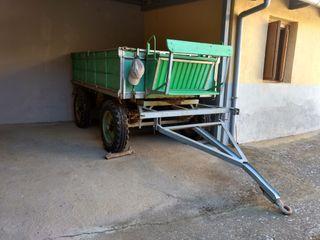 remolque tractor