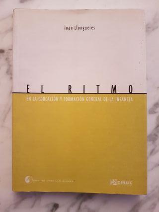 EL RITMO EN LA EDUCACIÓN...INFANCIA. LIBRO MUSICA