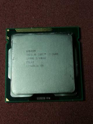 Intel Core i7 2600K 3.4Ghz Socket 1155