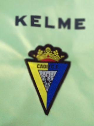 Camiseta Cádiz CF.