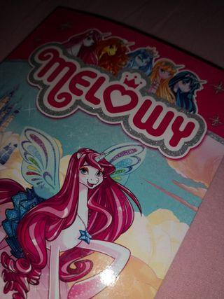 Melowy libro