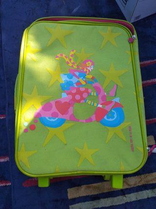 maleta de niño