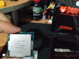 Procesador Intel Core i7 7700k