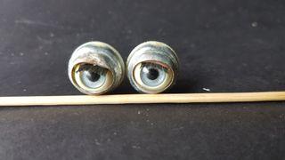 nancy ojos margarita azules originales