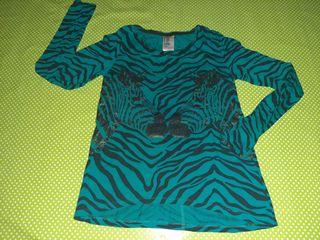 Camiseta niña. Talla 10-12. H&M