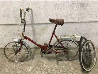 Bicicleta BH primera serie