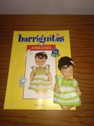 Barriguitas del Mundo - Andalucía
