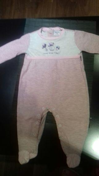 pijama niña 3 meses