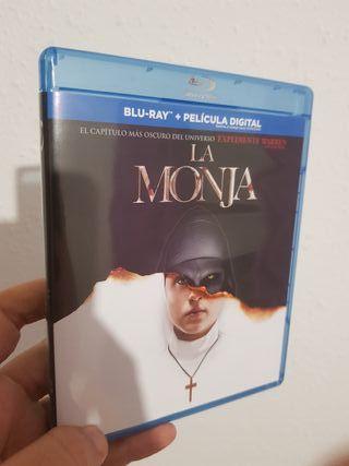 La Monja Bluray