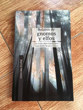 Libro Relatos de Gnomos y Elfos