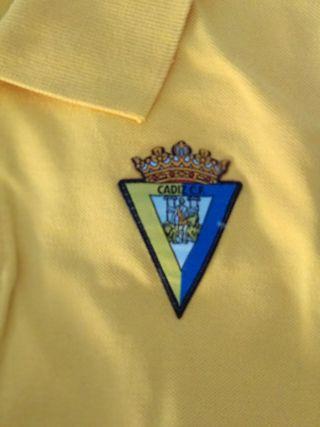 Polo Cádiz CF.