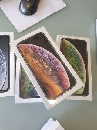 Iphone xs 64gb precintado oro