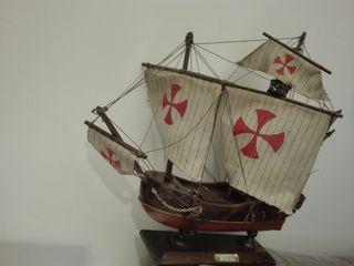 barco santa Maria, replica antigua
