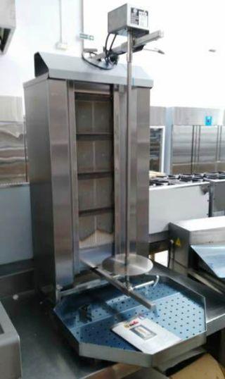 Máquina kebab potis