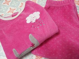 Pijama invierno niña 2 años