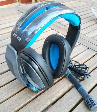 Auriculares para Gamers Sennheiser GSP 300