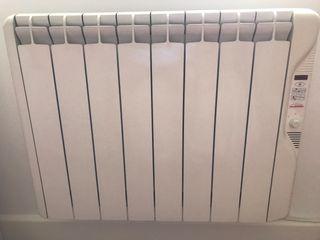 5 radiadores eléctricos gabarron emisores electric