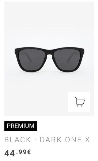Gafas HAWKERS BLACK DARK ONE X