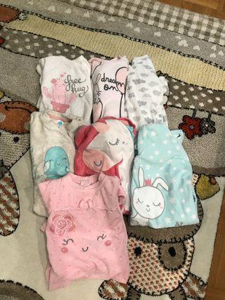 Pijamas niña 18 meses